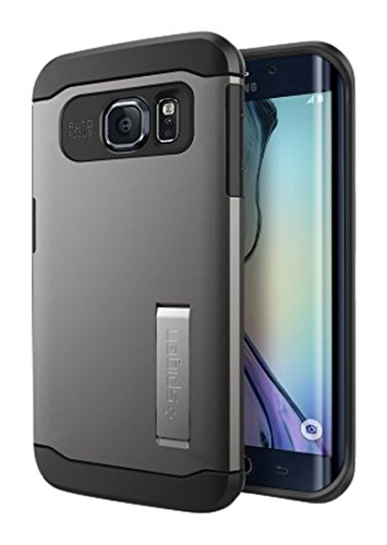 Galaxy S6 Edge Case, Spigen [AIR CUSHION] Galaxy S6 Edge Case Protective