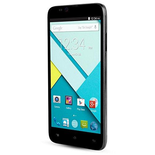 BLU Dash 5.5 - Unlocked Cell Phones - Retail Packaging - Grey