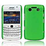 Green Blackberry Bold 9700 9780 Hard Armour Protector Hybrid Shell Mobile Phone Case Cover