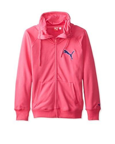 PUMA Women's Zip-Up Sweatshirt