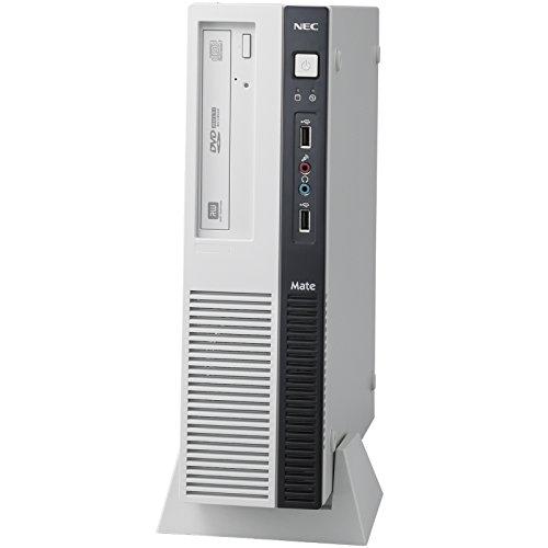 NEC Mate J PC-MJ34LLZD68EHNXS71 Window7Pro 32bit Core i3 3.4GHz 2GB 250GB DVDスーパーマルチ USB3.0 RS232C DisplayPort デスクトップPC本体のみ