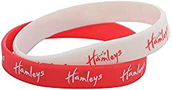Hamleys  Retro Rubber Wristband, Multi Color (Color May Vary)