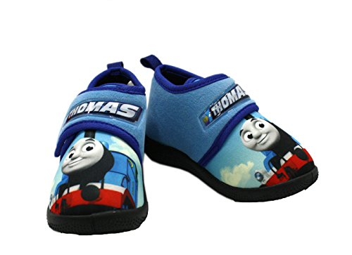 Boys Thomas and Friends Daycare Slipper (9-10) (Thomas Train Shoes compare prices)