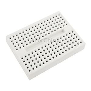 eForChina Mini Breadboard Self Adhesive for Arduino Proto Shield