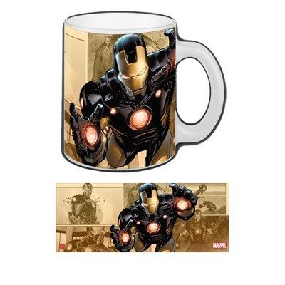 Semic Distribution  Iron Man Tazza