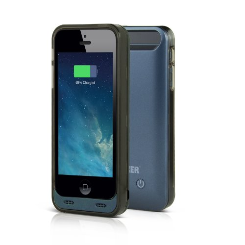 Best Price Anker® 2400mAh MFI Apple Certified Premium Rechargeable Extended Battery Case for iPhone 5s, 5 [18-Month Warranty]