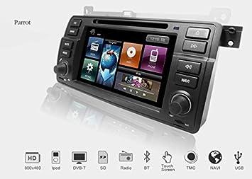 Dynavin DVN-E46 N6 Appareil de navigation avec logiciel de navigation inclus