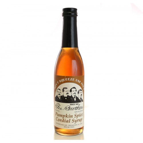Fee Brothers Pumpkin Spice Cordial Syrup -12.8 Oz 1 Each