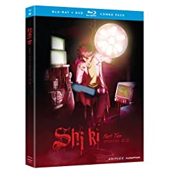 Shiki: Part 2 (Blu-ray/DVD Combo)