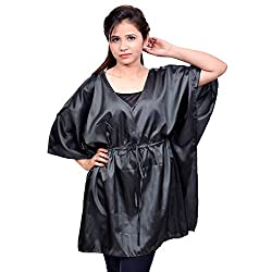 Etti Be Trendy Women's Kaftan (ES209_Black_Free Size)