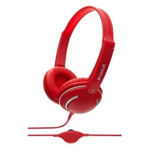 Review and Buying Guide of Buying Guide of  iChoose® RED DJ Stereo Headphones