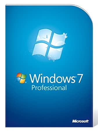 Windows 7 Professional 32/64 Bit