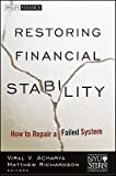 img - for Restoring Financial Stability How to Repair a Failed System (Hardcover, 2009) book / textbook / text book