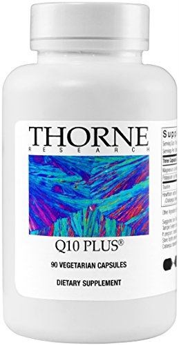 Thorne Research Q10 Plus, 90 Vegetarian Capsules (Ffp)