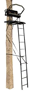 Big Game Treestands The Prestige Ladder Stand by Big Game Treestands