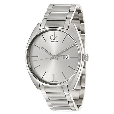 Exchange Men's Watch Dial Color: Silver