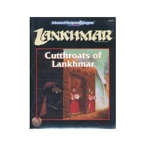 Cutthroats of Lankhmar (Advanced Dungeons and Dragons 2nd Edition) PDF