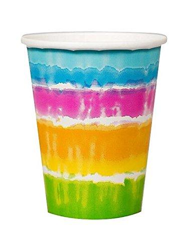 Amscan - Summer Lovin' 9 oz. Paper Cups