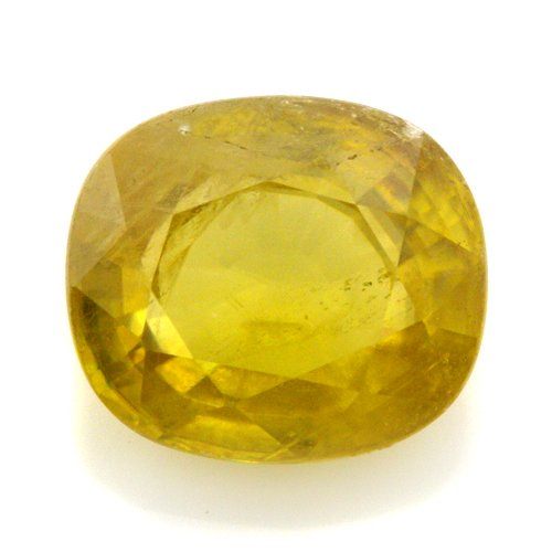 Natural Africa Green Sphene Loose Gemstone Oval Cut 2.3cts 8*7mm SI Grade Amazin
