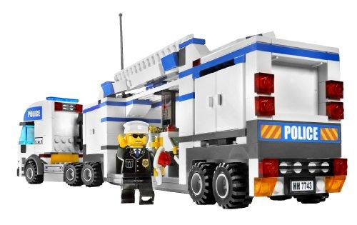 Le camion de police lego 7743 city kopines - Lego city camion police ...