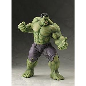 Marvel Comics Avengers Now Hulk Artfx Statue