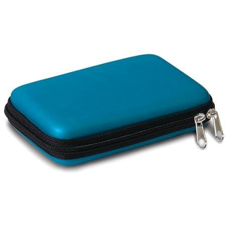 Nintendo 3DS EVA Travel Case - Blue