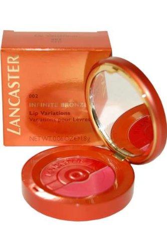 LANCASTER Infinite Bronze Lip Variations Lip Gloss 002 Red