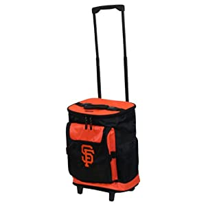 San Francisco Giants Rolling Backpack Cooler by Logo