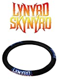 417cFPwVkhL. SL160  Lynyrd Skynyrd Rock n Ride Car Truck SUV PVC Neoprene Like Steering Wheel Cover