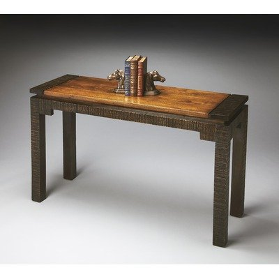 Cheap Mountain Lodge Rustic Console Table (B007NZJ5BK)