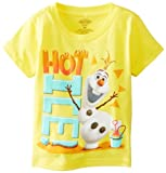 Disney Frozen Little Boys' Olaf Hot Ice