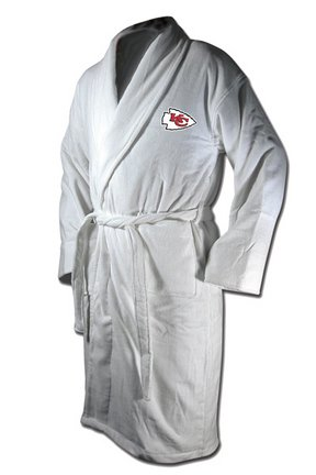 NFL Kansas City Chiefs Cotton Robe by WinCraft