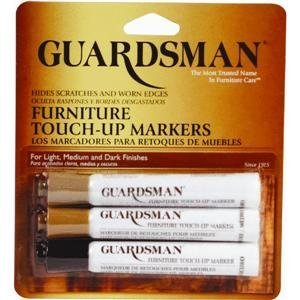 Guardsman Wood Furniture Touch-Up Kit Dark Brown