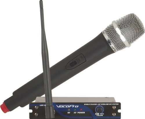 Vocopro Uhf-18-N Wireless Microphone System