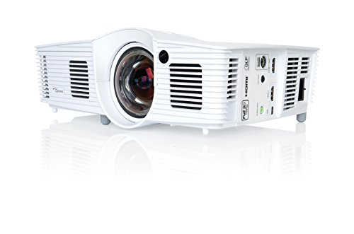 Optoma GT1080 1080p 3D DLP Gaming Projector (Short Range Projector compare prices)