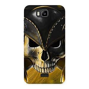 Skull Swords Back Case Cover for Honor Bee