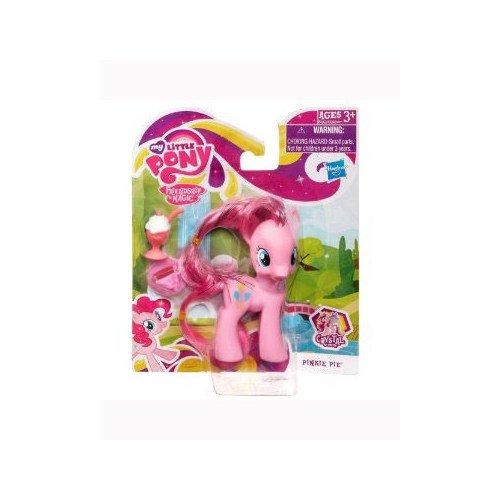 My Little Pony Crystal Empire Wave 2 Pinkie Pie Figure Set - 1