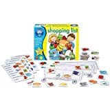 Shopping List Memory Game With Clothes & Fruit & Veg Booster Packs