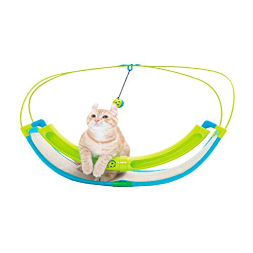 Automatic toys for Diy cat teaser wand