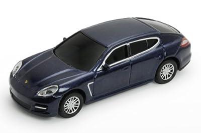 Porsche Panamera Car USB Memory Stick 2Gb - Blue by AutoRegalia