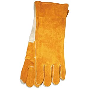 "18"" Gauntlet Style Welders Gloves"