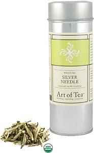 Organic Silver Needle Loose Leaf White Tea