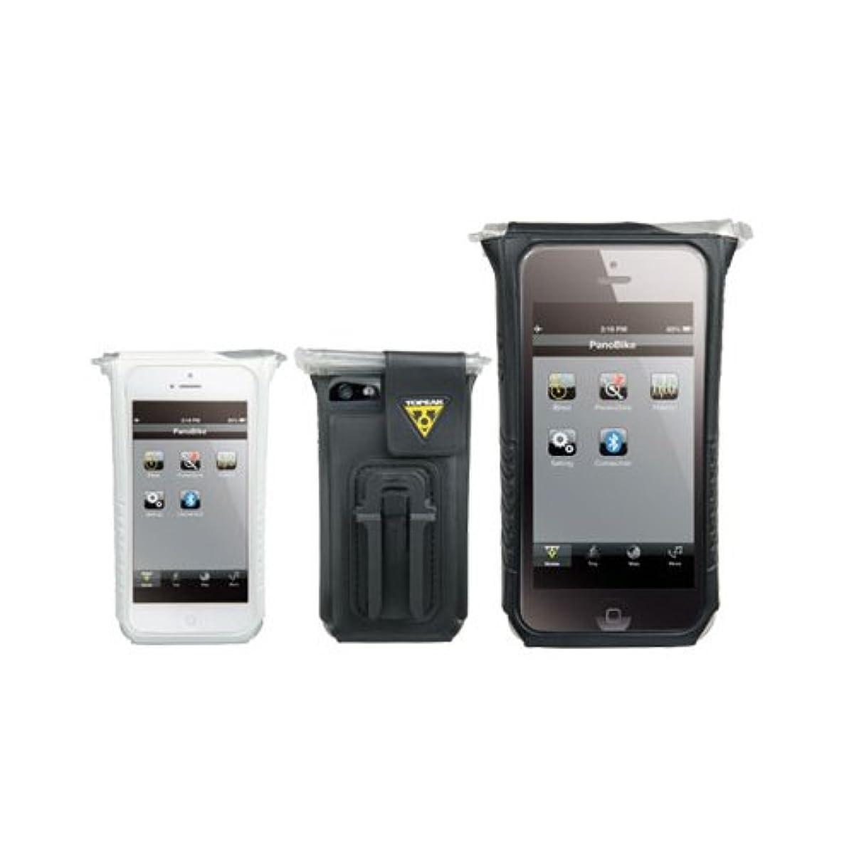 [해외] TOPEAK(도피쿠) 스마트 폰 드라이버구(iPhone 5/5S/5C 용) 컬러:블랙