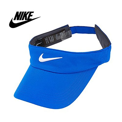 Nike Tech Swoosh Visor BLUE Sporting Goods Team Sports ... - photo#32