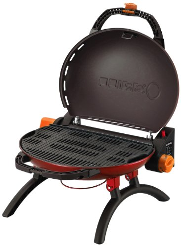 O Grill 500 Portable Grill, Red
