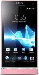 Sony Xperia SL LT26II Unlocked Android Phone--U.S. Warranty (Pink)