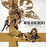 METAL GEAR SOLID3 SNAKE EATER ORIGINAL SOUNDTRACK