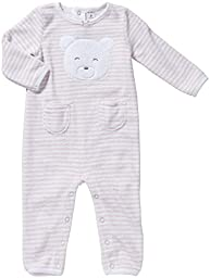 Carter\'s Terry Coverall (Baby) - Pink-6 Months