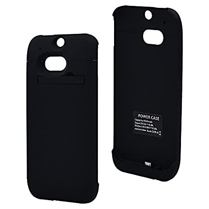 HTC-One-M8-Battery-Case,-Todoro-Rechargeable-Extended-Charging-Case,4500mah-Protective-Charger-Case-for-Htc-One...