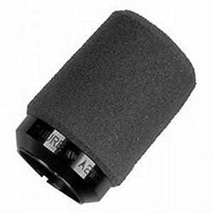 Shure A2WS-GRA Gray Locking Foam Windscreen for 545 Series, SM57